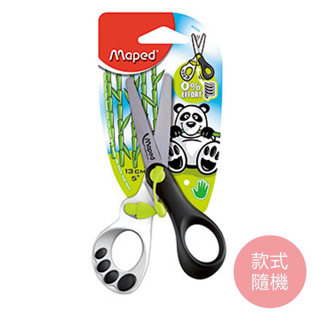 法國MAPED - 熊貓舒適省力剪-顏色隨機