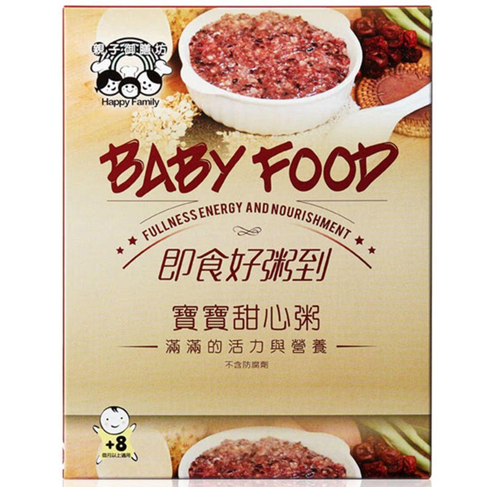 親子御膳坊 - 寶寶甜心粥150gx2包(8個月以上)