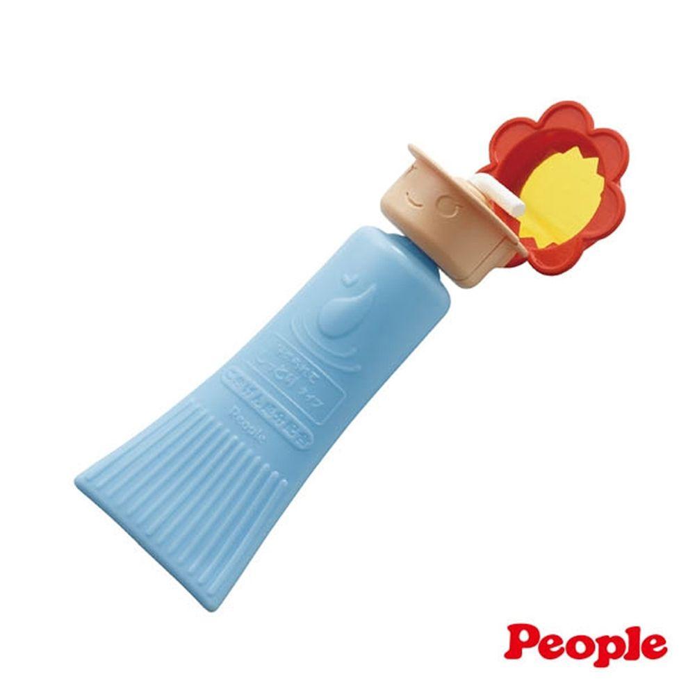 日本 People - 乳液瓶身咬舔玩具-8m+