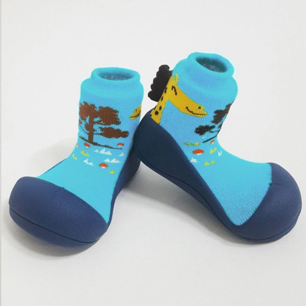 韓國 Attipas - 襪型學步鞋-森林之歌