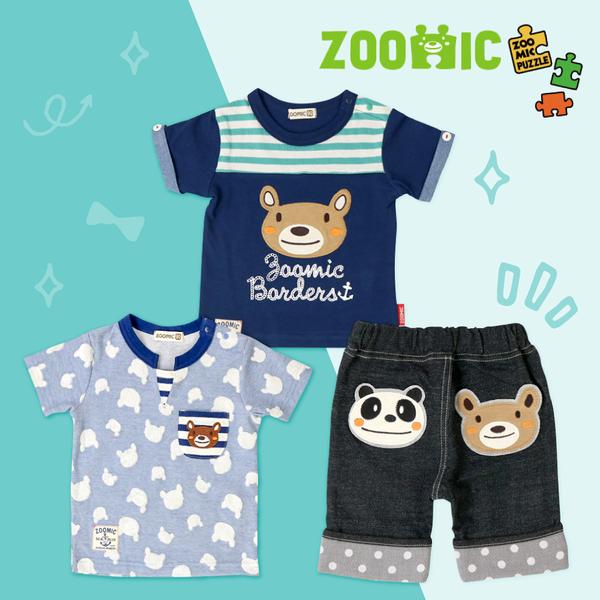 日本 ZOOMIC 動物造型春夏裝 #新品同步連線