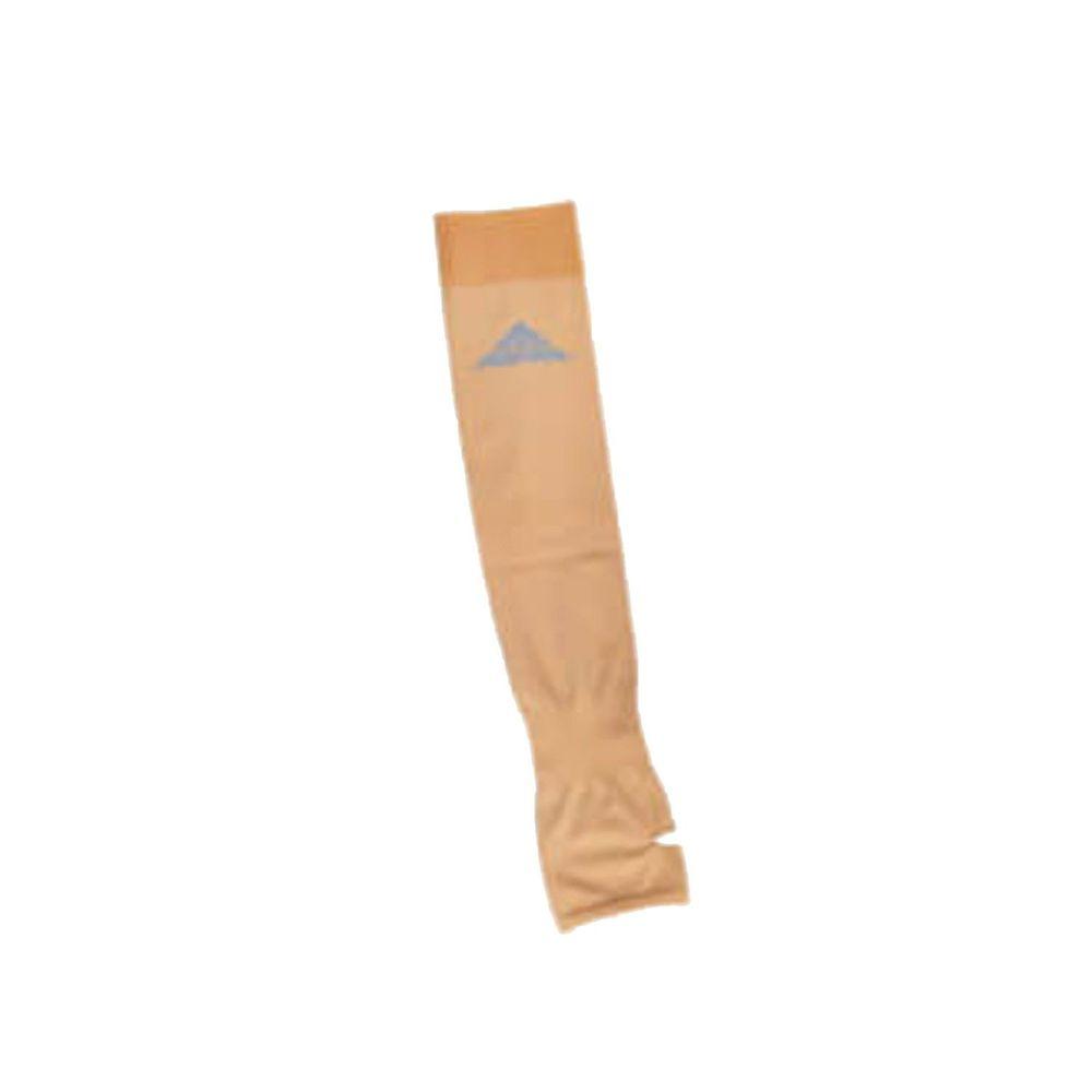 貝柔 Peilou - 高效涼感防蚊抗UV袖套-素面反光款-膚色