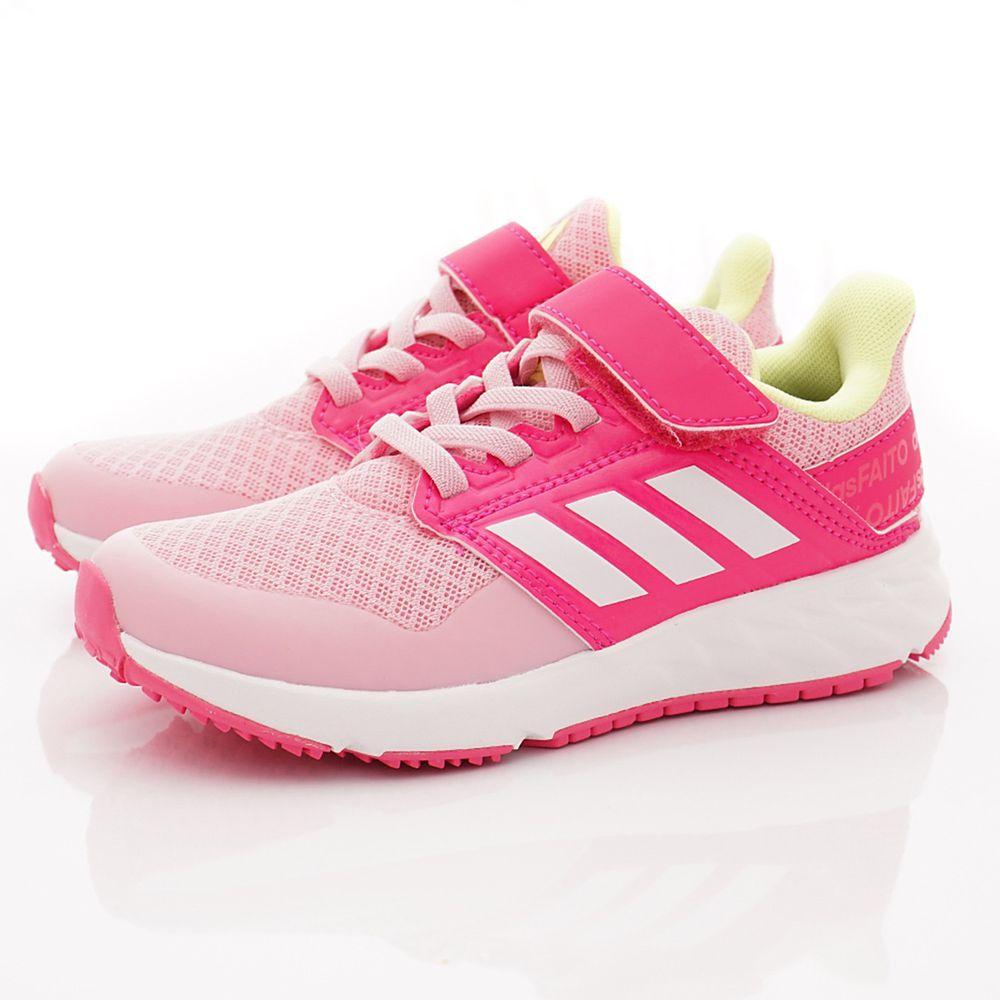 adidas - ADIDAS運動鞋-輕量經典運動鞋(中大童段)-粉