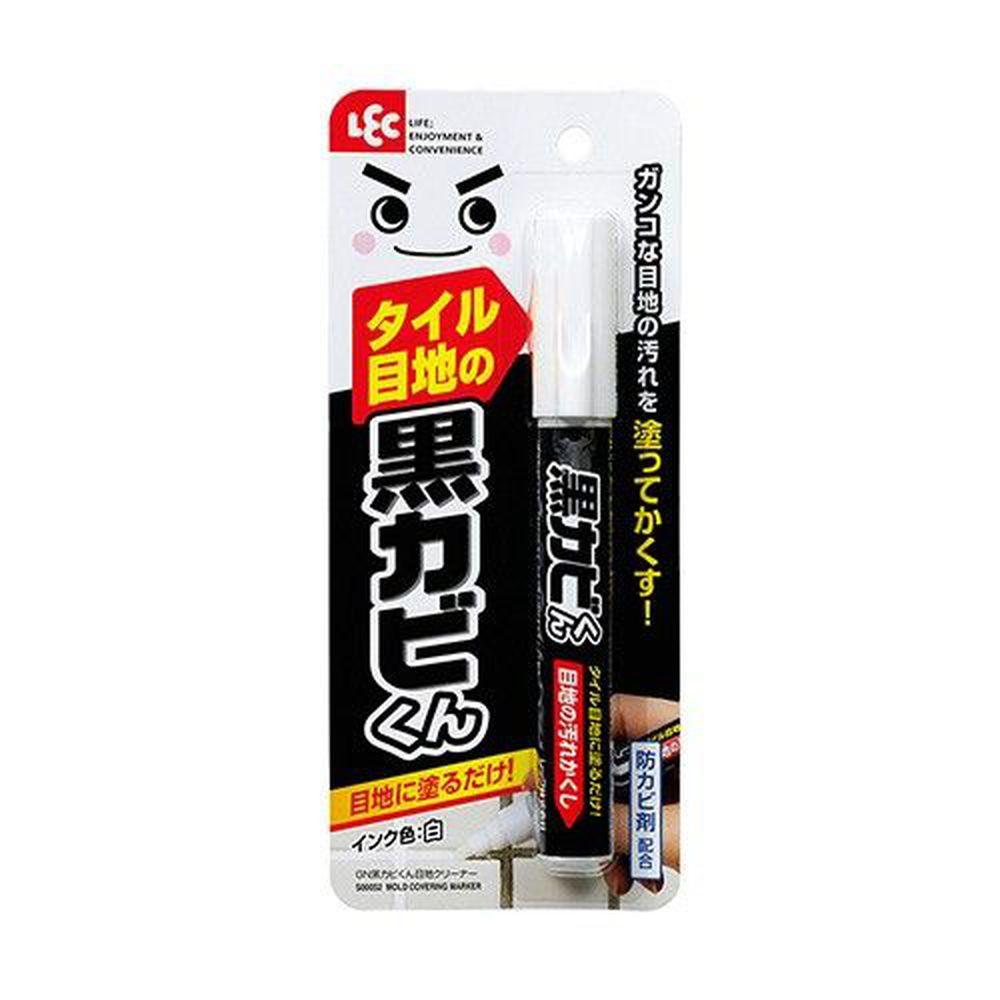 日本 LEC - 黑霉君防霉潔白筆-8g x 1入