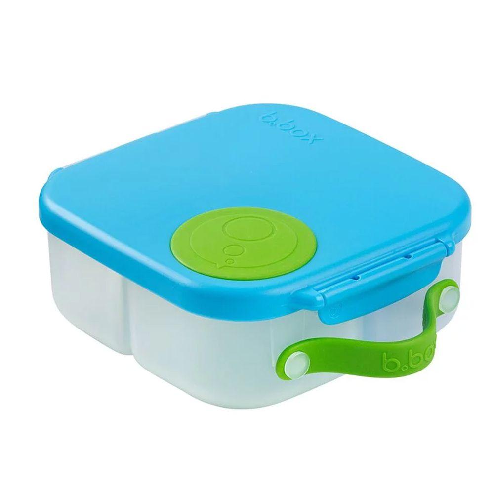 澳洲 b.box - 迷你野餐便當盒-海洋藍