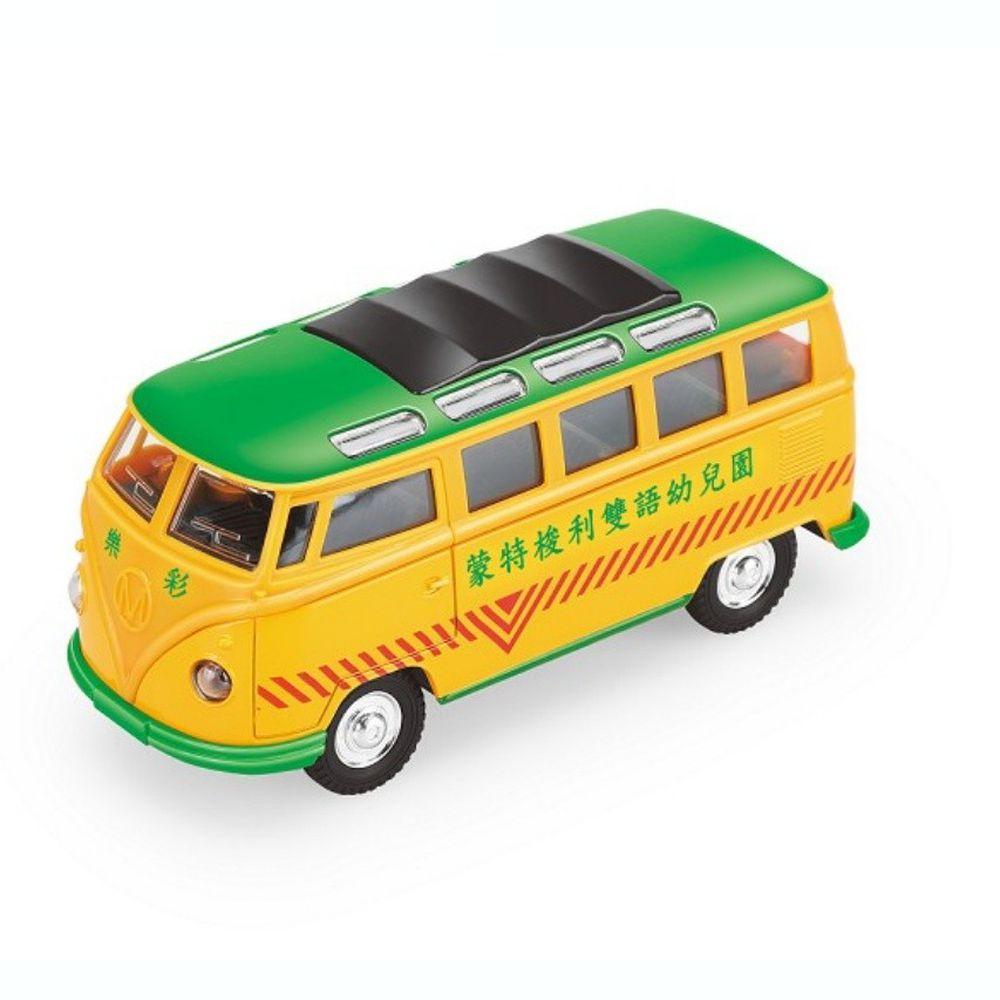 樂彩森林 - 聲光迴力城市守衛隊-幼兒園車