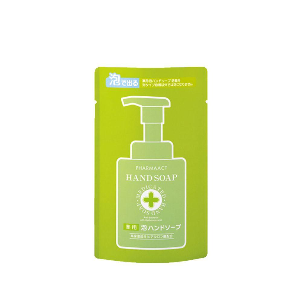 日本熊野 - 泡沫洗手乳補充包-200ml