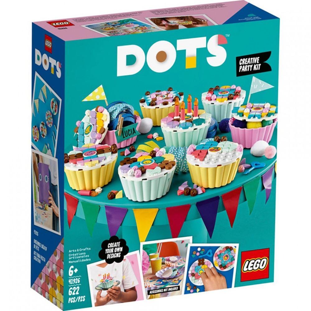 樂高 LEGO - 樂高積木 LEGO《 LT41926 》DOTS 系列 豆豆手環 - 創意派對組-622pcs