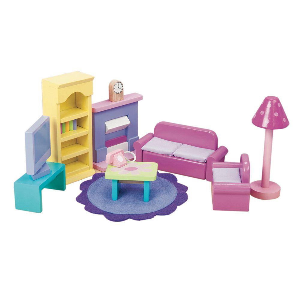 英國 Le Toy Van - Sugar Plum 現代休閒風系列 - 客廳