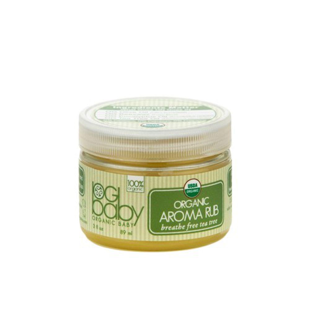 美國 Trillium - 嬰兒清新茶樹修護霜-89ml
