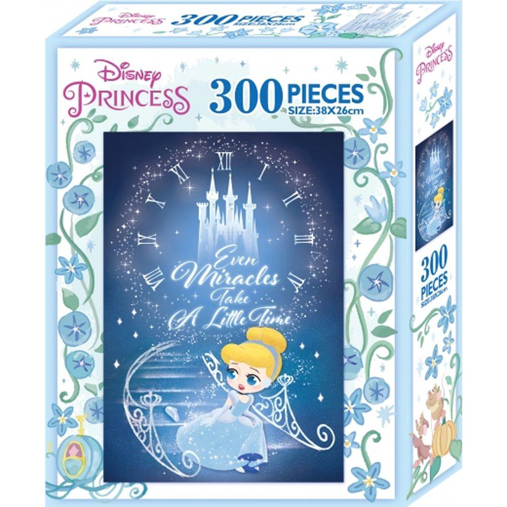 迪士尼公主300片盒裝拼圖─仙蒂(M)-─仙蒂(M)
