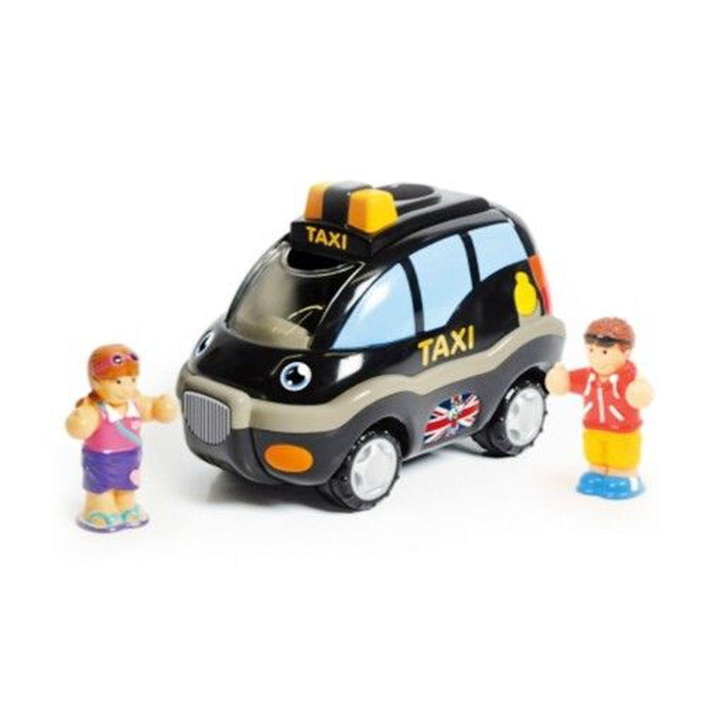 英國驚奇玩具 WOW Toys - 倫敦計程車 泰德
