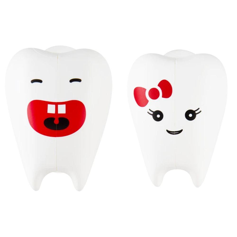 Flipper - 專利輕觸開關牙刷架-牙仙-haha/kitty