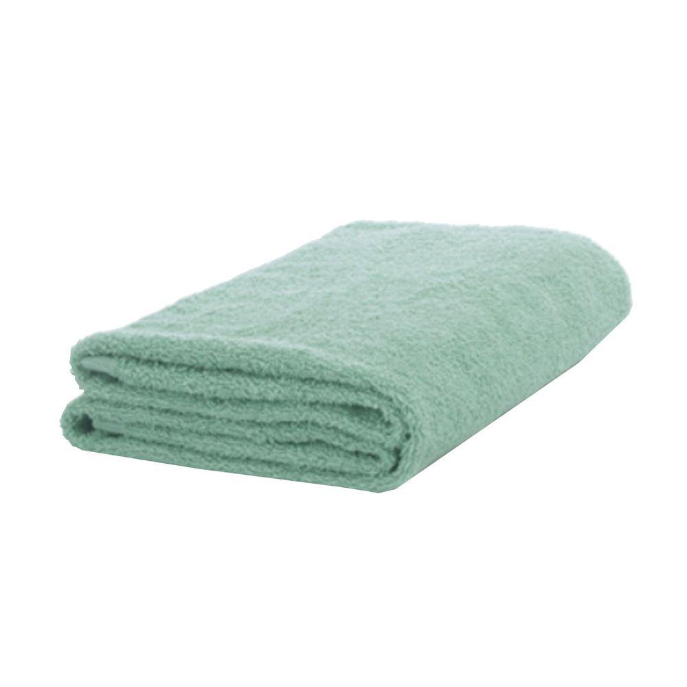 日本桃雪 - 精梳棉飯店浴巾-果綠 (60x130cm)