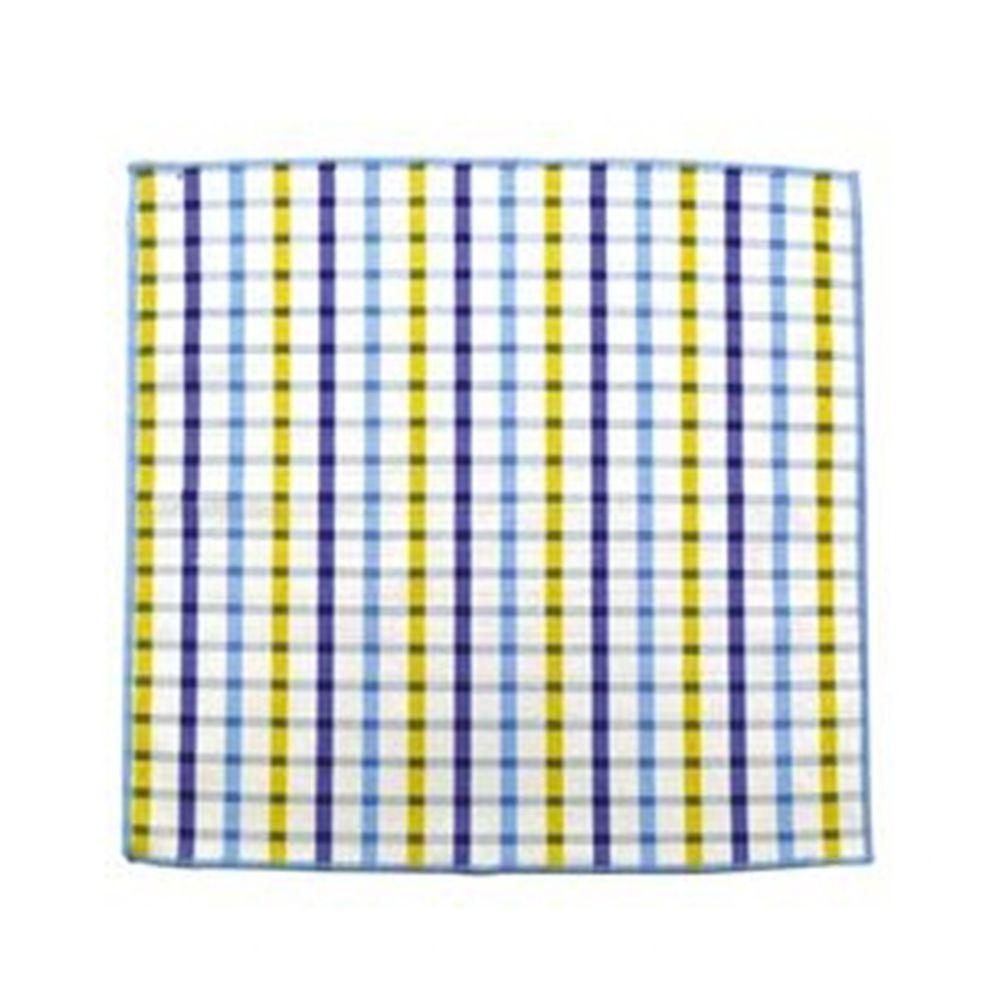 日本 SOWA 創和 - 日本製銀纖維抗菌99%超細纖維萬用巾-寶藍 (30*30)