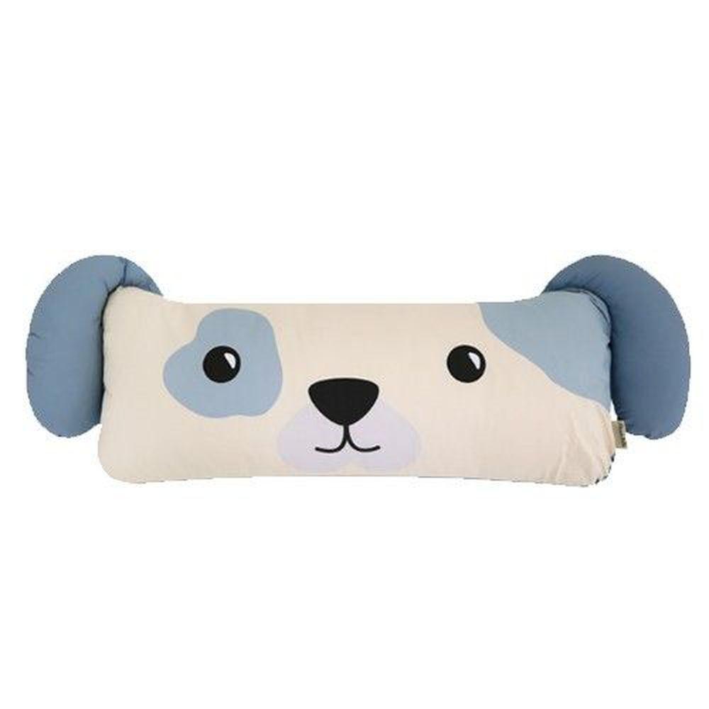 韓國 Bonitabebe - 抗菌防蟎動物枕頭-小狗 (68*28cm)-枕套1個+枕心1個