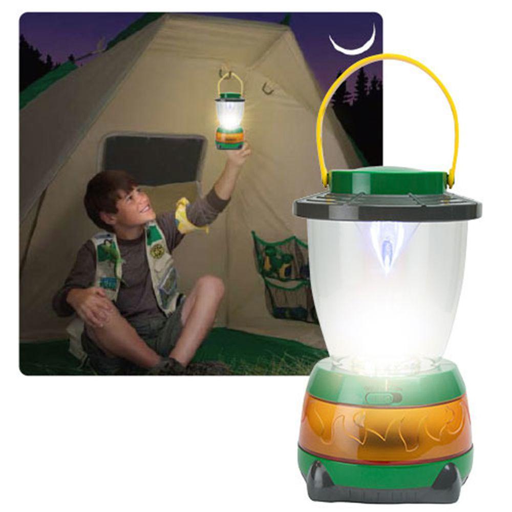 美國 Backyard Safari - 小小探險家-防潑水LED露營燈