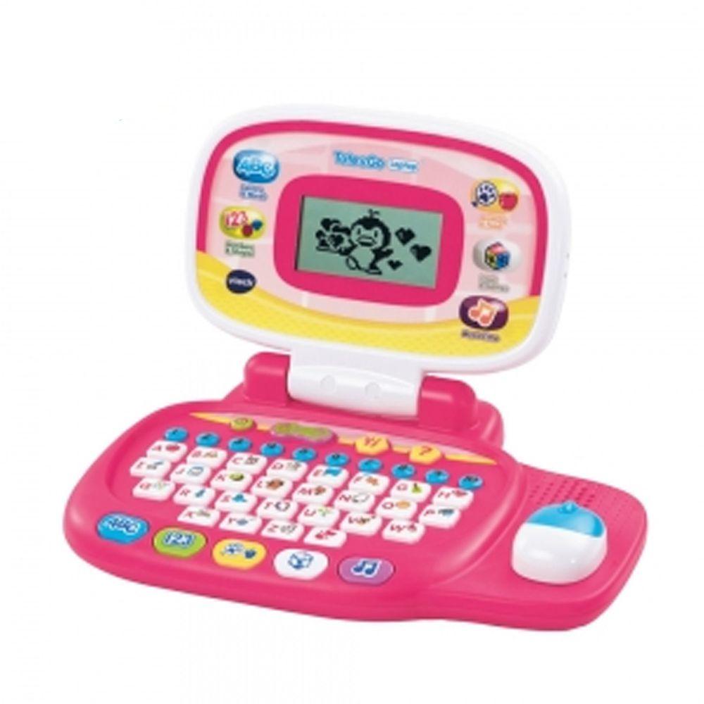 Vtech - 兒童智慧學習小筆電-粉色