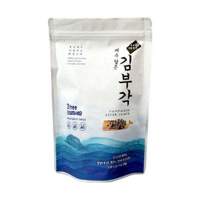 濟州大海的禮物 純手工海苔捲單入
