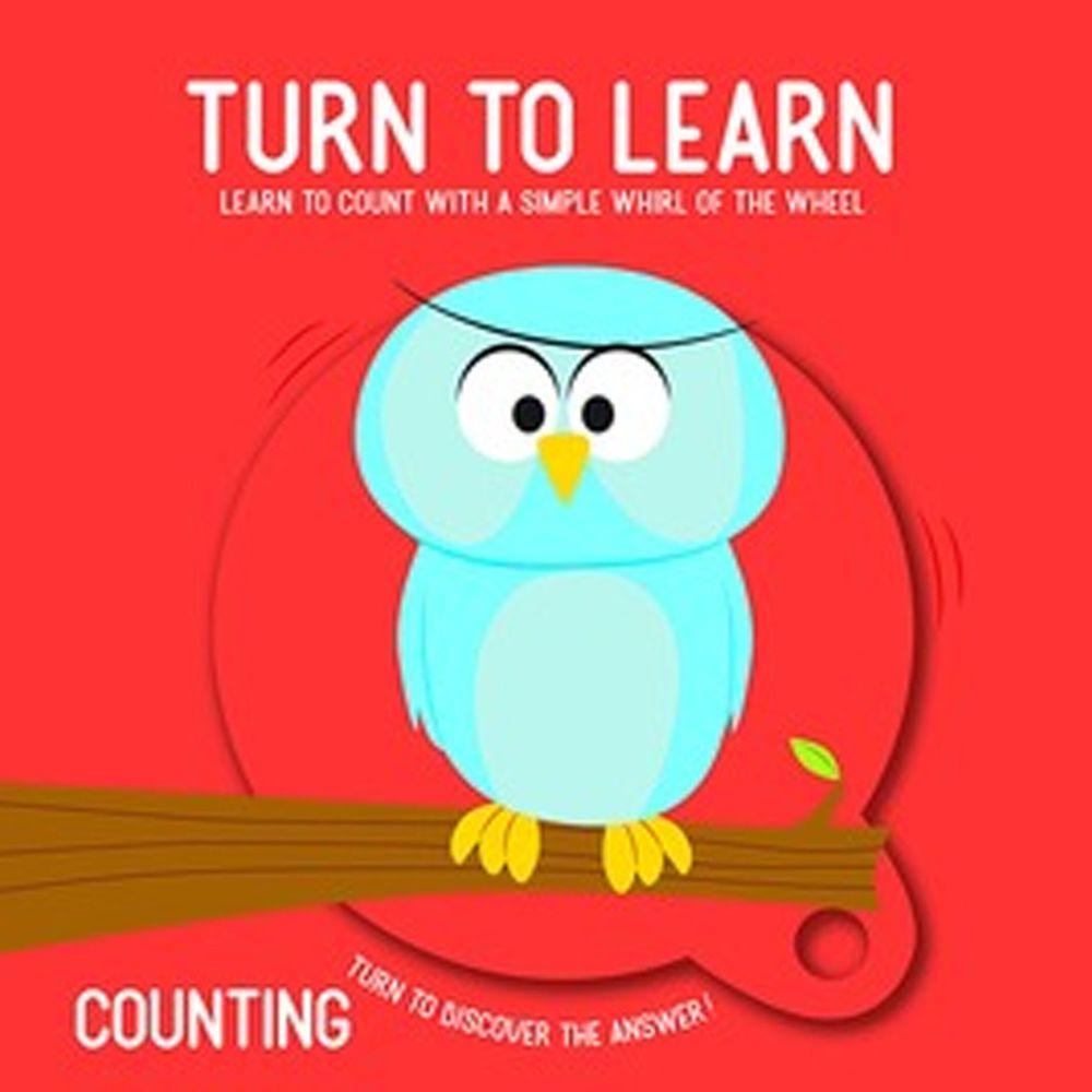 Fun Learning Wheel: Numbers 快樂轉盤:起步學數字(轉盤書)