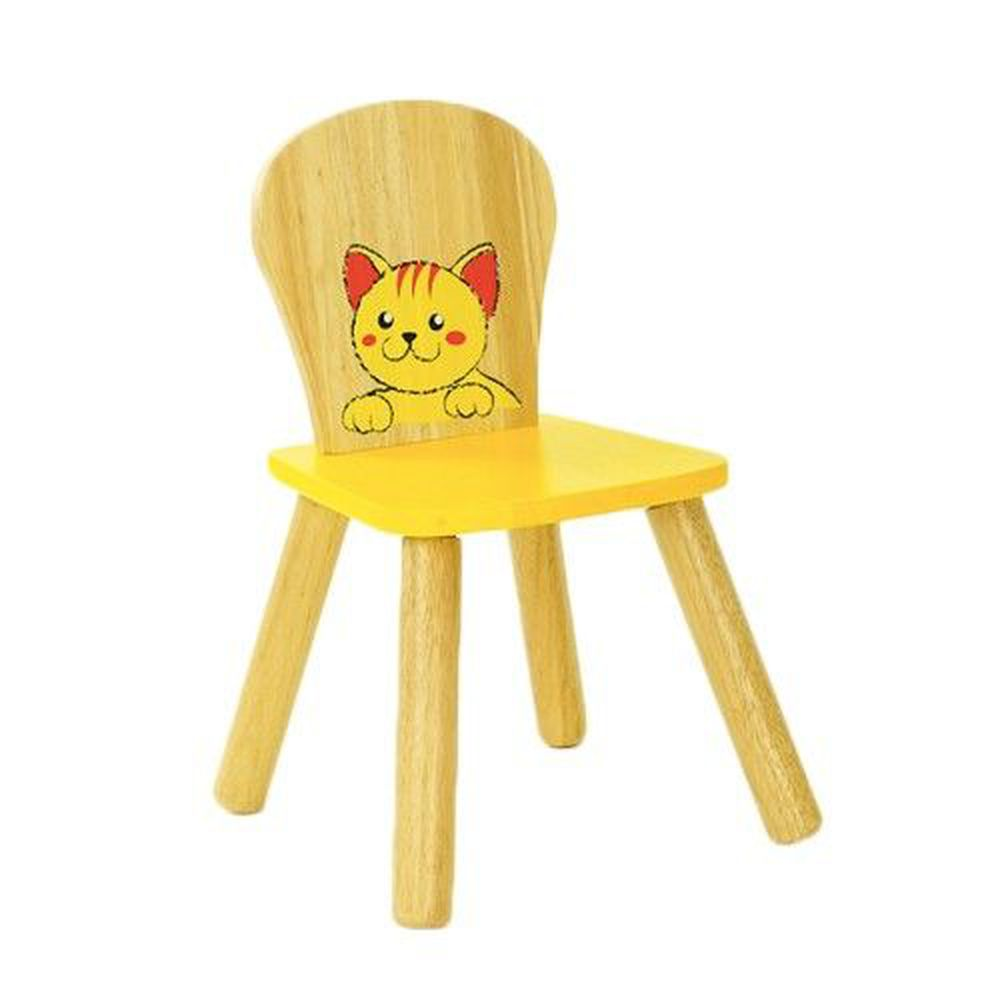 泰國 Voila - 造型椅子 (貓)/兒童椅-3歲以上