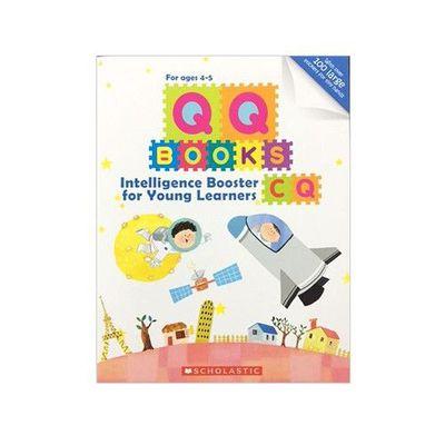 小天才系列貼紙書-CQ 4-5歲