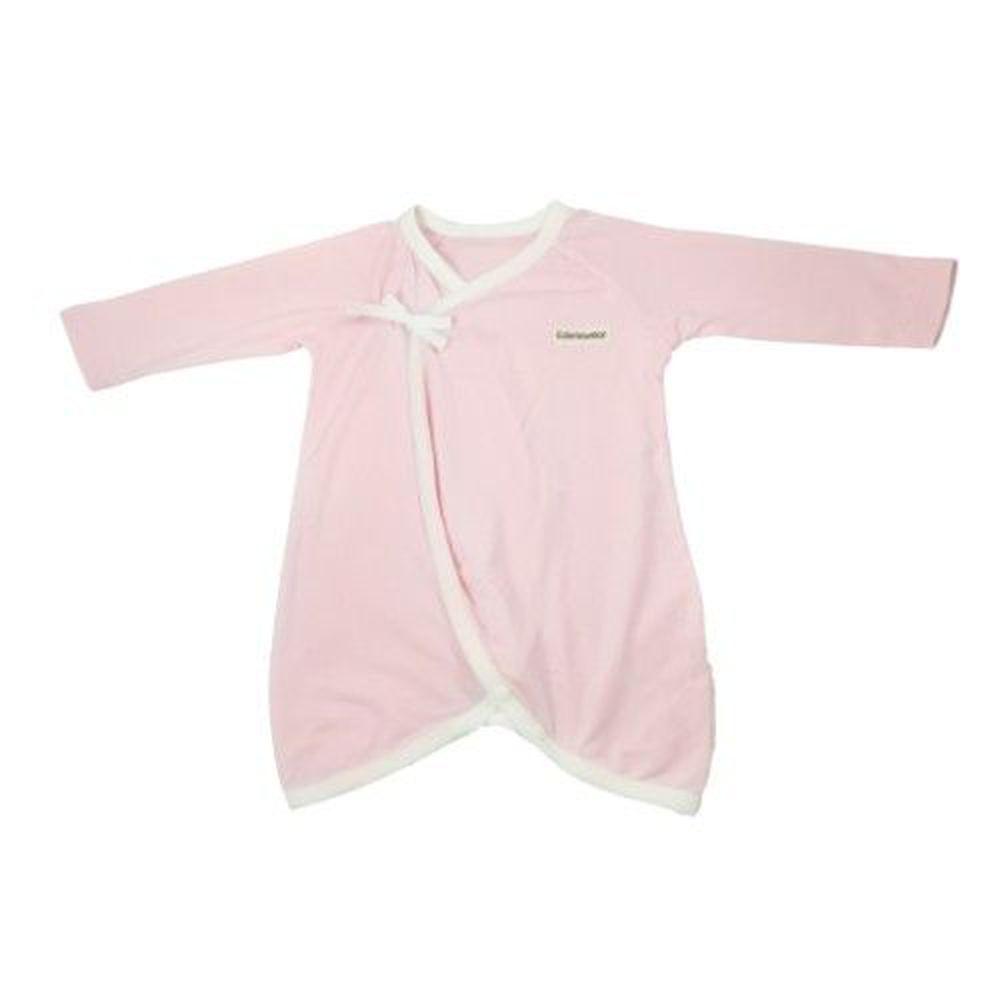 Edenswear 伊登詩 - 鋅健康抗敏系列-嬰兒綁帶蝴蝶裝-淺粉