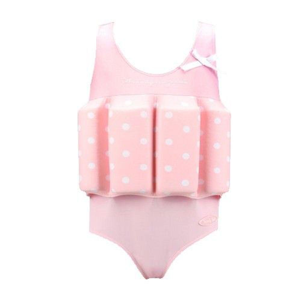 德國 BeverlyKids - 浮力泳衣-三角褲版-Strandprinzessin 沙灘公主