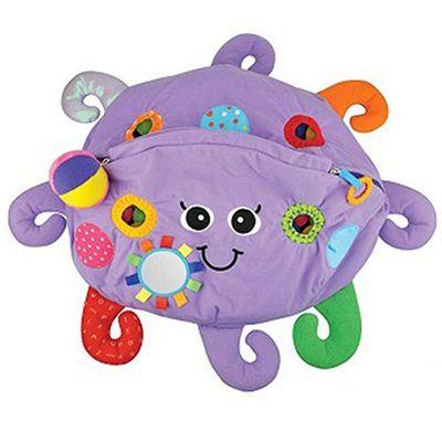 章魚造型寶寶球池組