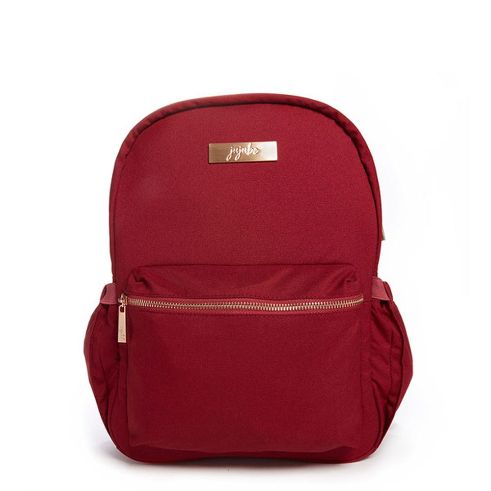 美國 Ju-Ju-Be - Midi Backpack 手提雙肩後背包-MidiBackpack-Tibetan Red