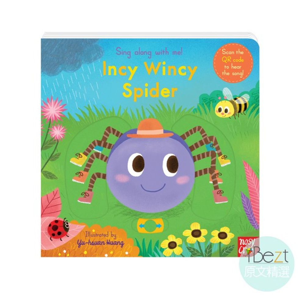 Sing along with me!Incy Wincy Spider