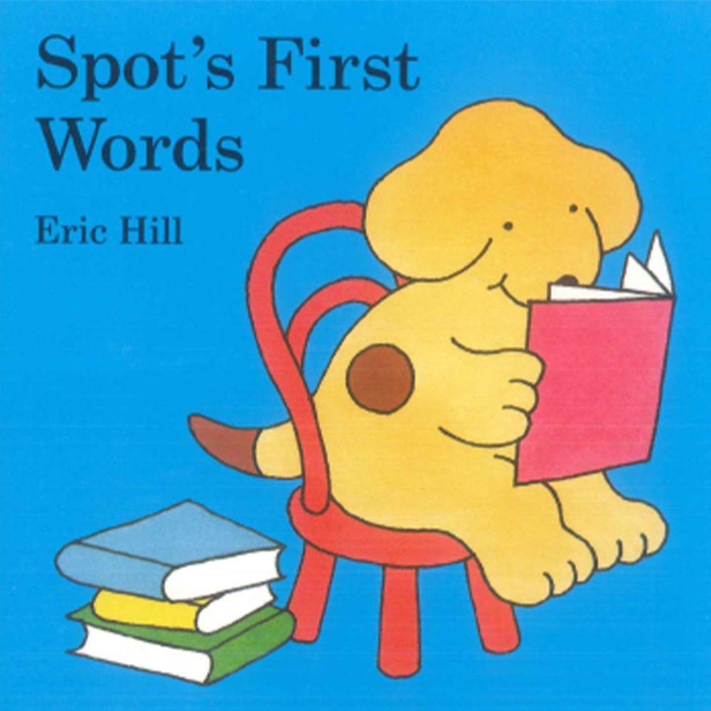 Spot's First Words 名家硬頁書