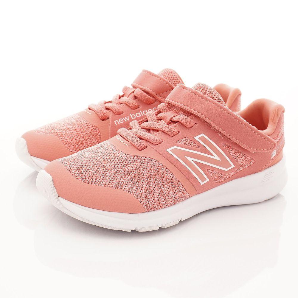 New Balance - New Balance慢跑鞋-輕量針織款(小童段)-粉橘