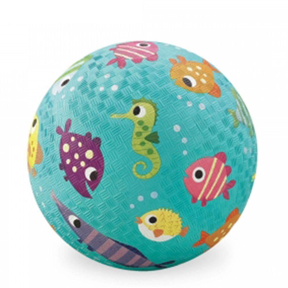 "Crocodile Creek - 7""兒童運動遊戲球-快樂海洋"