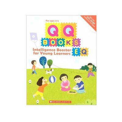 小天才系列貼紙書-EQ 4-5歲