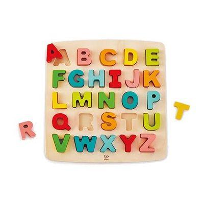 ABC大寫立體木拼圖-(新版)