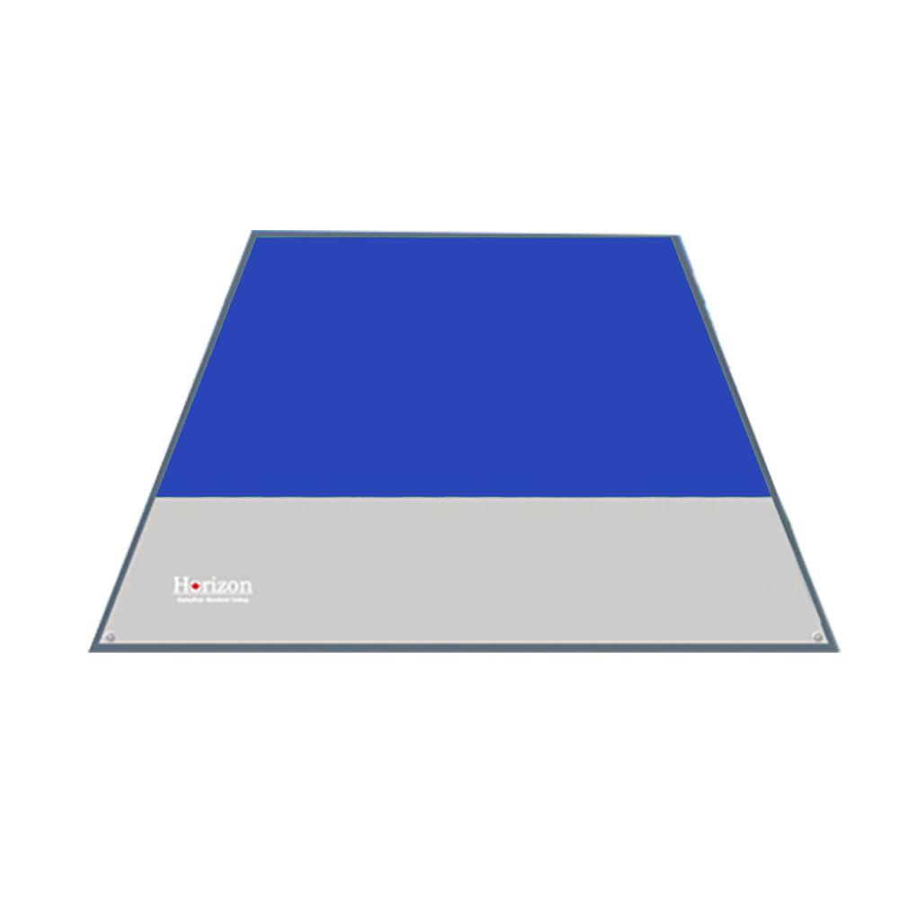 加拿大天際線 Horizon - 天幕/地席兩用防潮墊-藍色 (210x210cm)