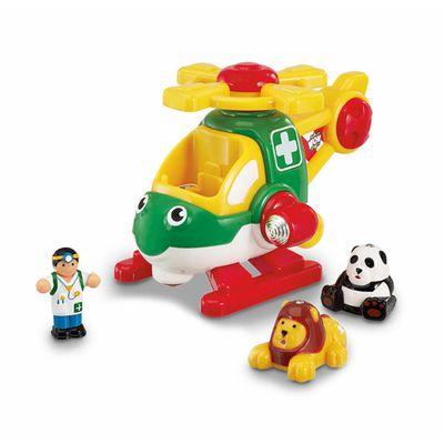 動物搜救直昇機 哈利