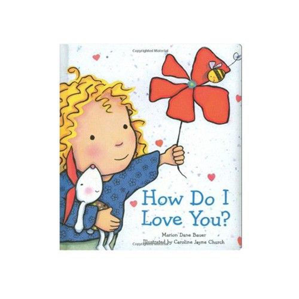 Scholastic - How do I love you