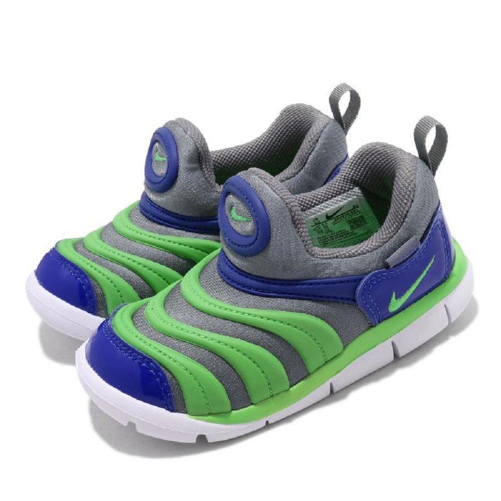 NIKE 耐吉 - DYNAMO FREE (TD) AP 小童 毛毛蟲 休閒鞋-343938021