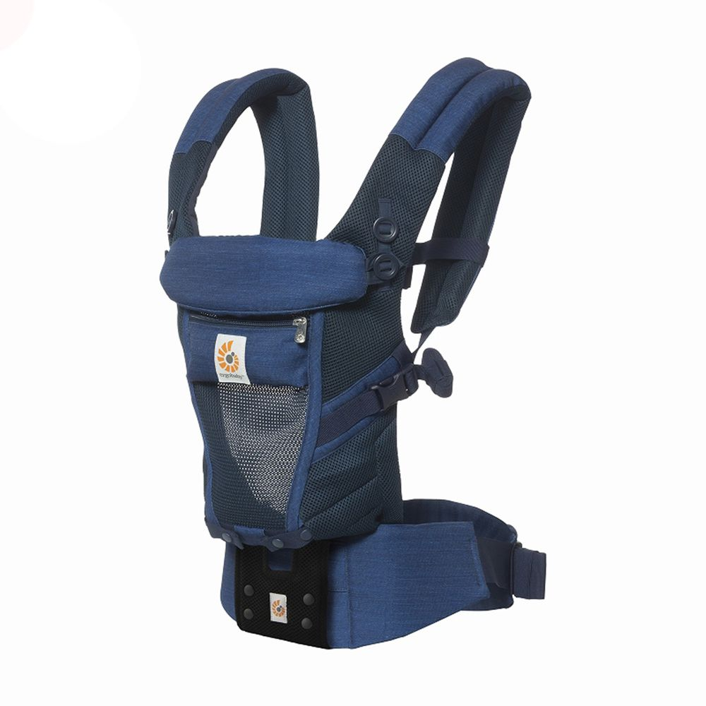 akachan honpo - Ergobaby全階段式嬰兒揹帶(ADAPT)COOL AIR-藍色