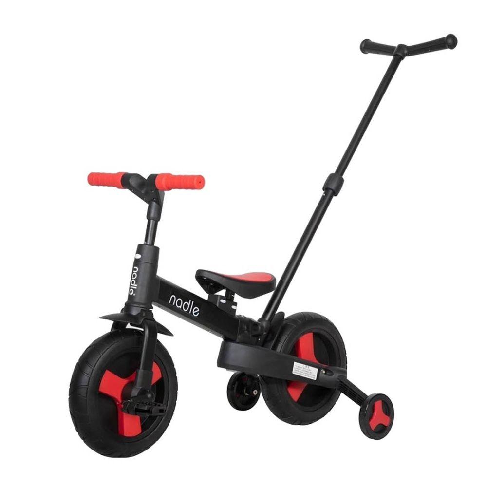 奧地利Nadle - SL-A6摺疊四輪平衡車-紅