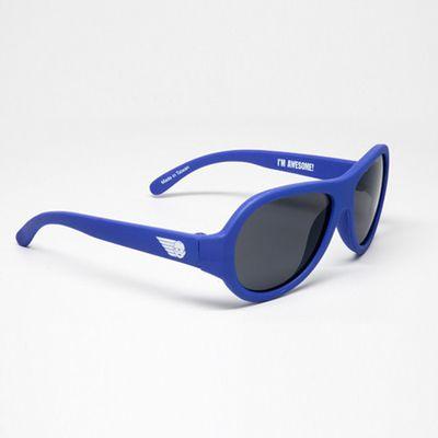 太陽眼鏡-酷炫藍