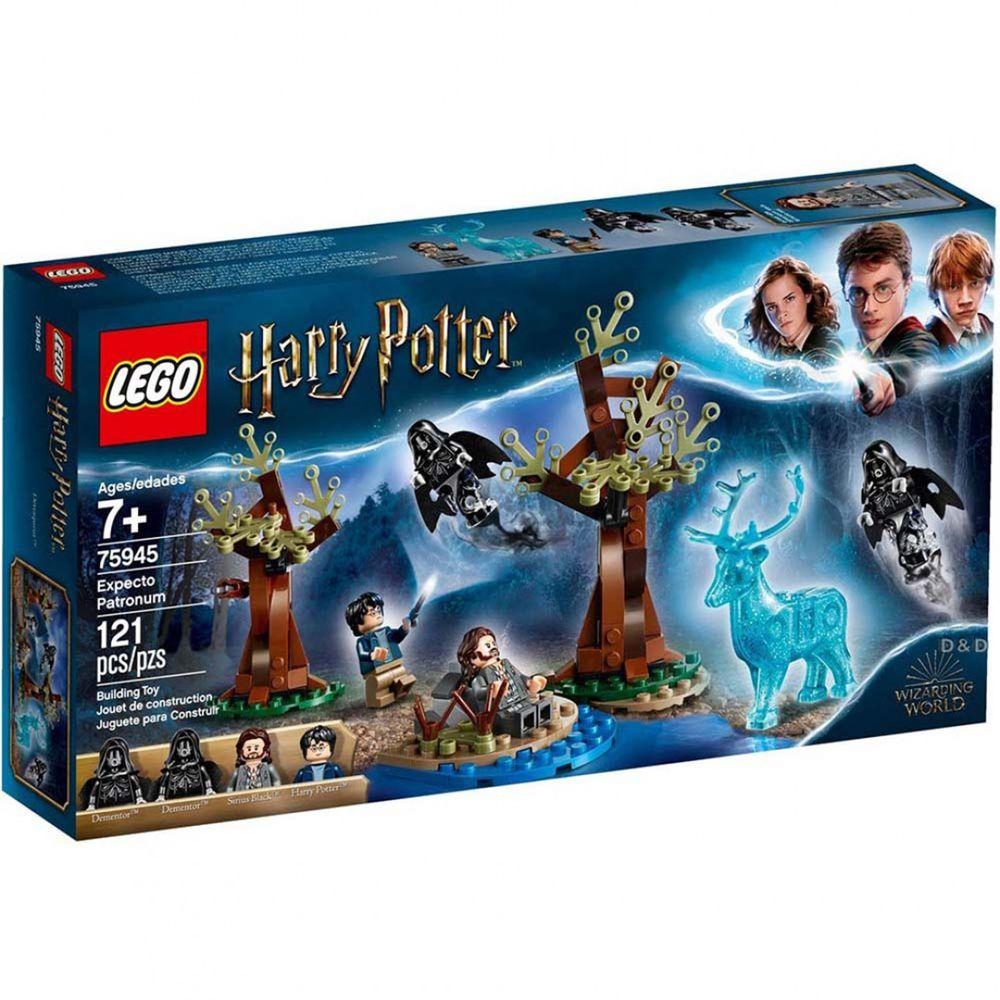 樂高 LEGO - 樂高 Harry Potter 哈利波特系列 - Expecto Patronum 75945-121pcs