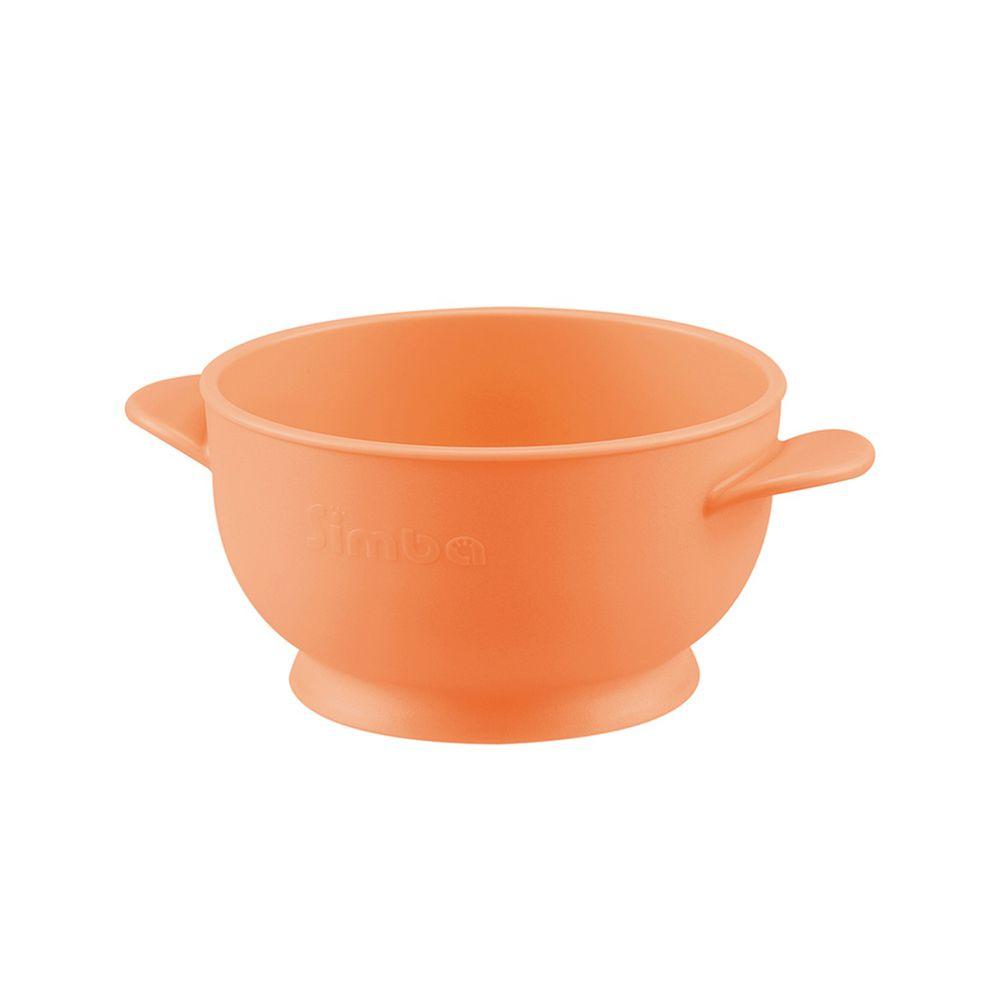 Simba 小獅王辛巴 - 美味學習餐碗-陽光橙食(橙色)
