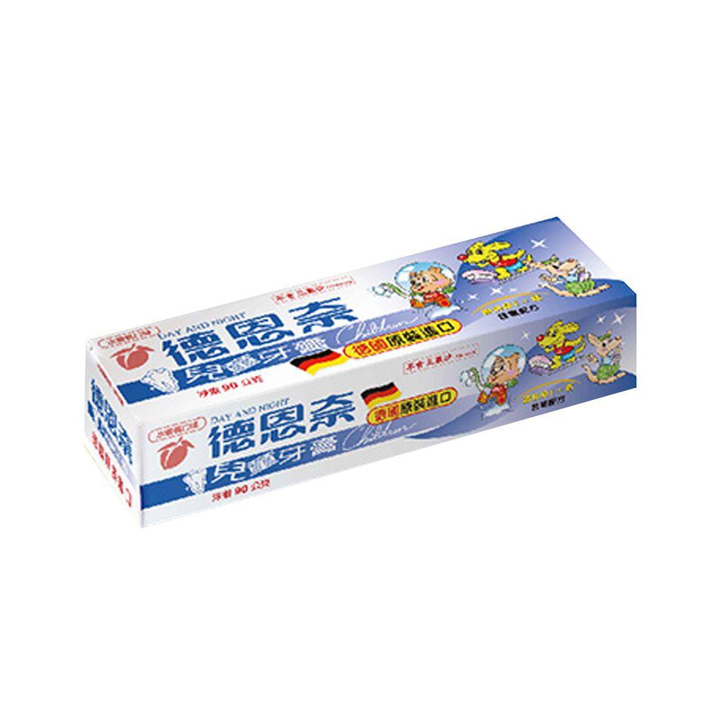 德恩奈 - 德恩奈兒童牙牙膏-水蜜桃-90g