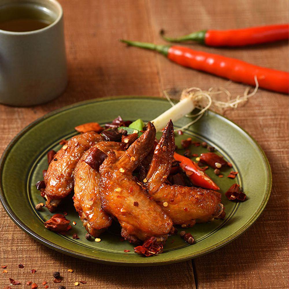 卜蜂 - 川味椒麻燒雞翅(200g/包)