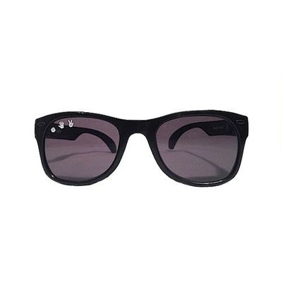 Roshambo繽紛視界 時尚墨鏡-寶寶款-時尚黑 (0-2Y)