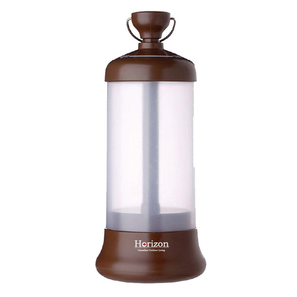 加拿大天際線 Horizon - 充電式磁吸伸縮露營燈-咖啡