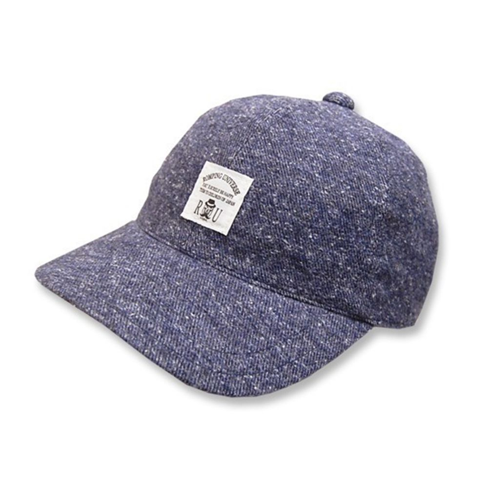 日本 ROMPING UNIVERSE - 棒球帽-小童款-海軍藍-03-2004